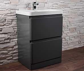 Buy Free Standing Vanity Units