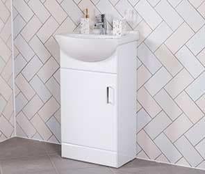Buy Cloakroom Vanity Units