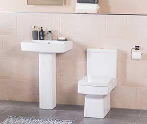 Buy Toilet & Basin Suites