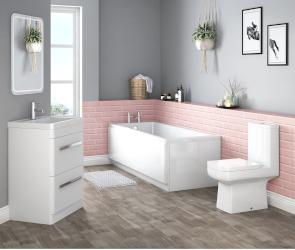 Buy Straight Bath Suites