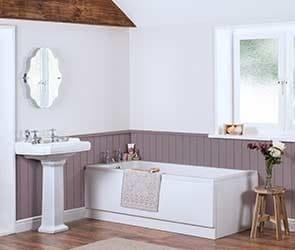 Buy Straight Baths