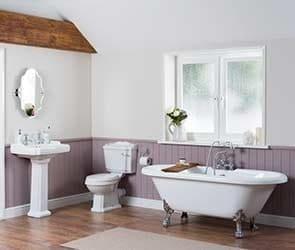 Buy Traditional Bathroom Suites