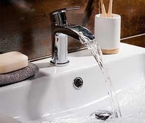 Buy Waterfall Basin Mixer Taps