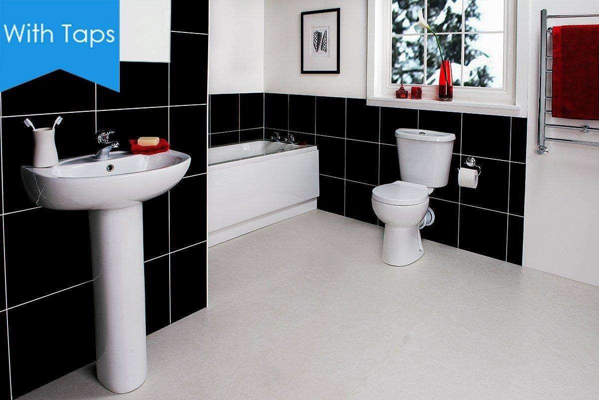 Splash Bathroom Suite