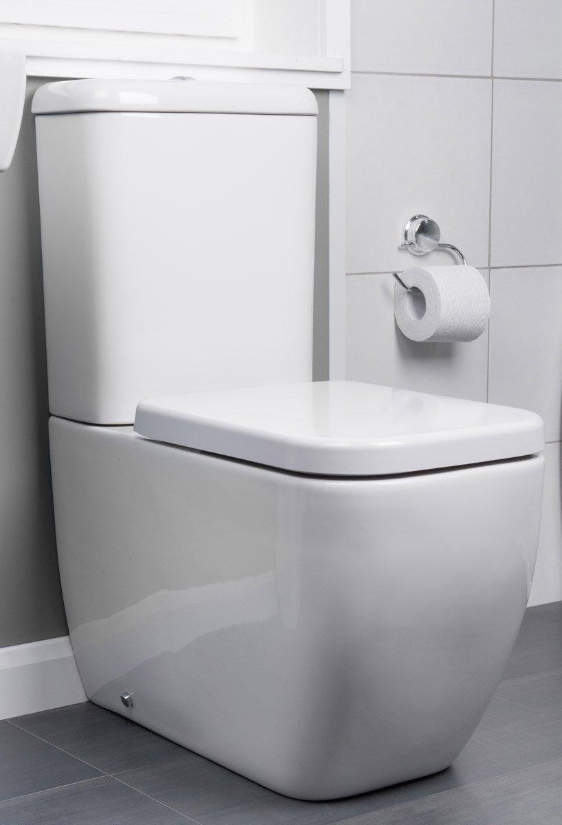 Contemporary Toilet