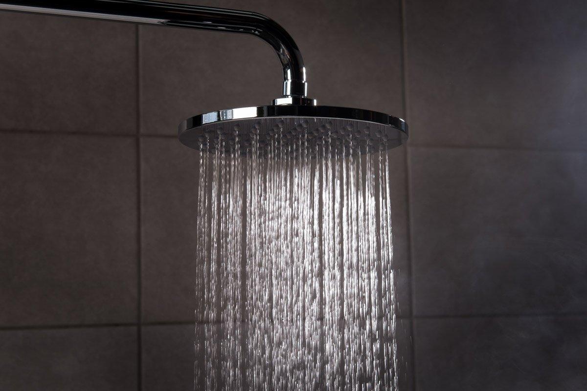 Bathroom Takeaway Shower Image